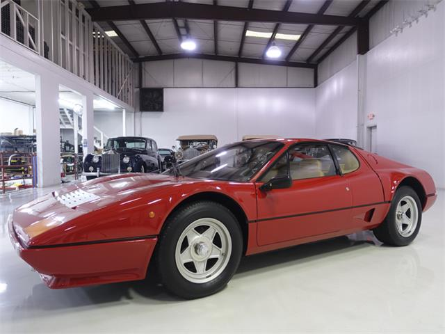 1983 Ferrari 512 BBI (CC-1186290) for sale in St. Louis, Missouri