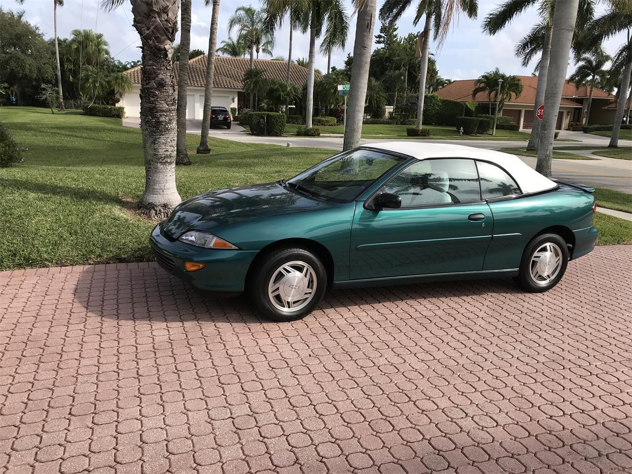 1997 Chevrolet Cavalier (CC-1186296) for sale in Boca Raton, Florida