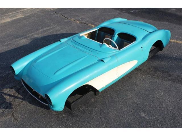 1956 Chevrolet Corvette (CC-1180635) for sale in Cadillac, Michigan
