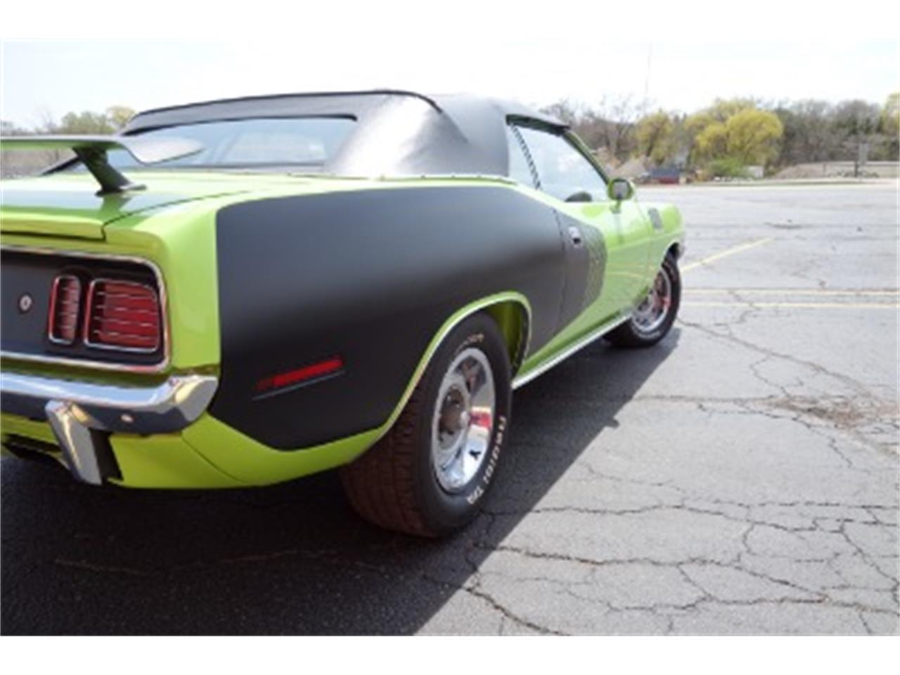 1971 Plymouth Cuda (CC-1186355) for sale in Mundelein, Illinois