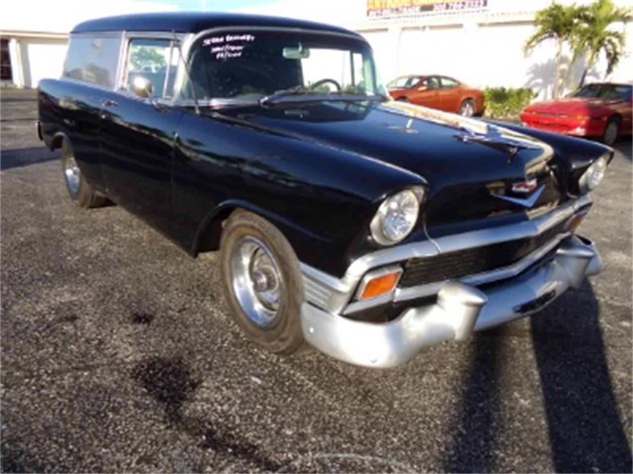 1956 Chevrolet Sedan Delivery (CC-1186401) for sale in Miami, Florida