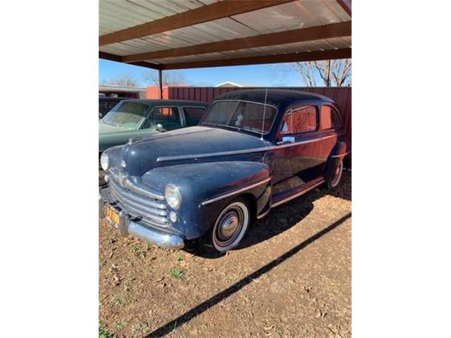 1948 Ford Sedan (CC-1180643) for sale in Cadillac, Michigan