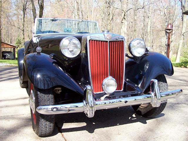 1952 MG MK II TD (CC-1186482) for sale in medina, Ohio