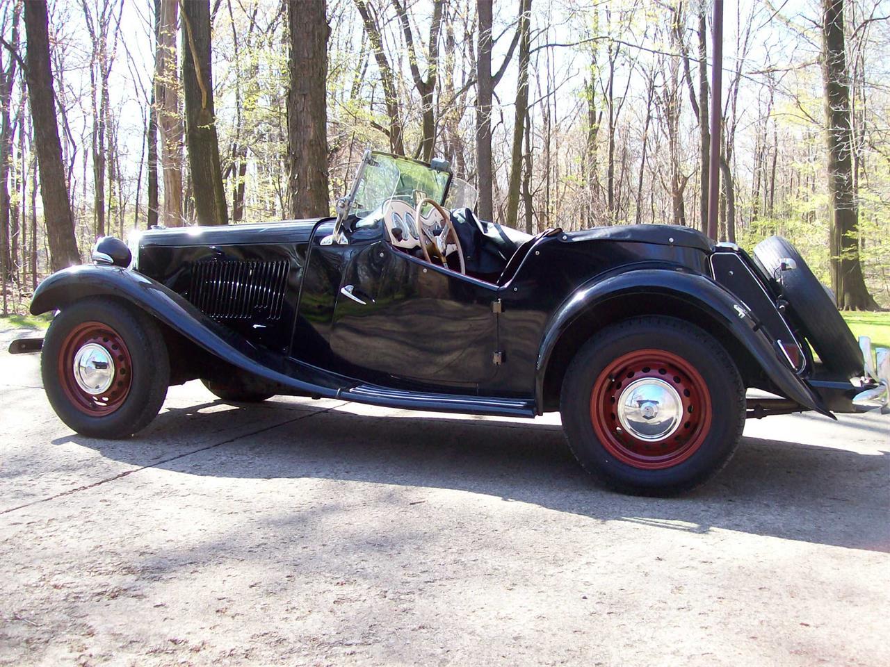 1952 MG MK II TD (CC-1186482) for sale in medina, Ohio