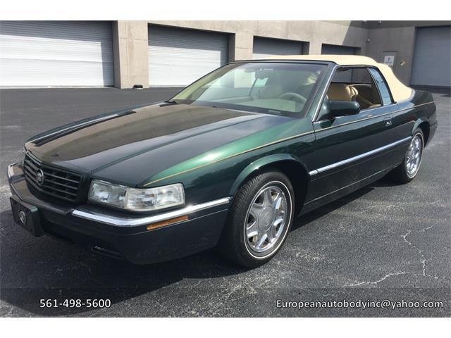 1996 Cadillac Eldorado (CC-1186484) for sale in Boca Raton, Florida