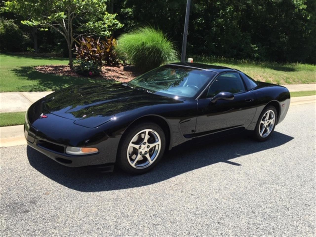 2002 Chevrolet Corvette (CC-1186500) for sale in Jefferson, Georgia