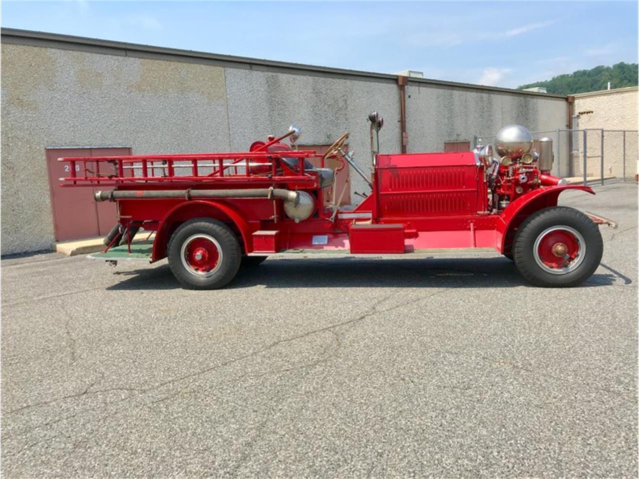 1920 Ahrens-Fox Fire Truck (CC-1186557) for sale in Morgantown, Pennsylvania