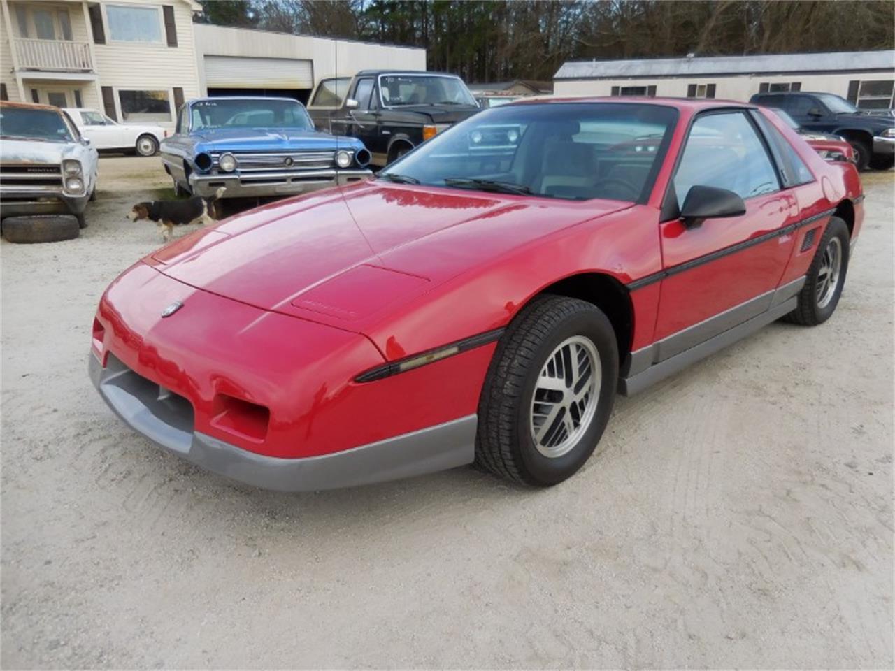 1985 Pontiac Fiero (CC-1186588) for sale in Gray Court, South Carolina