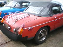 1977 MG MGB (CC-1186842) for sale in Rye, New Hampshire