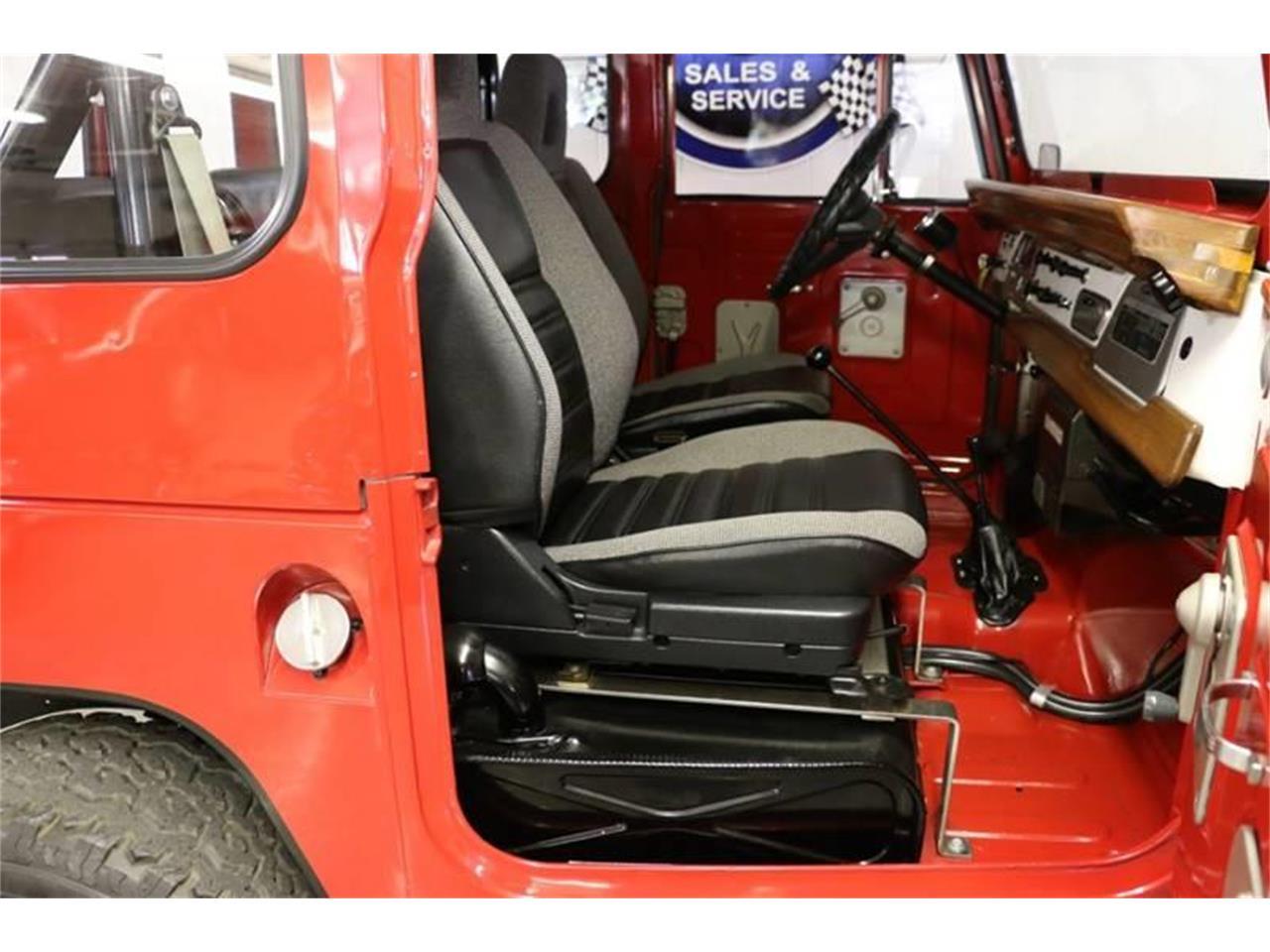 1972 Toyota Land Cruiser FJ (CC-1180711) for sale in Stratford, Wisconsin