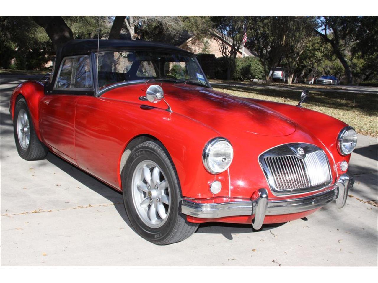 1957 MG MGA 1500 (CC-1187158) for sale in San Antonio, Texas