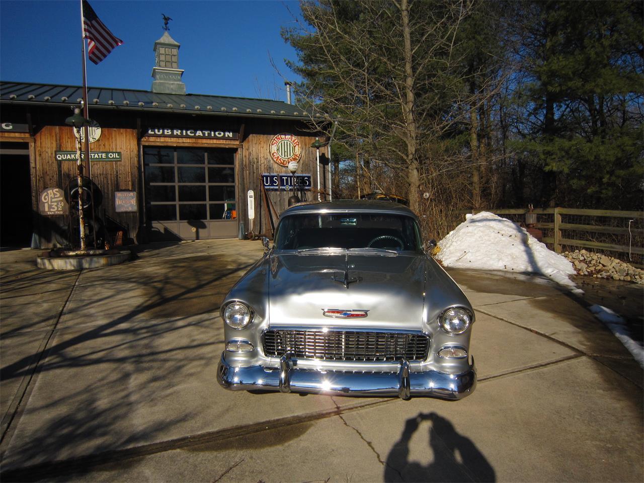 1955 Chevrolet Bel Air (CC-1187160) for sale in Springboro , Ohio