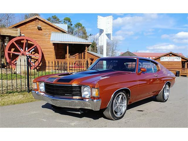 1972 Chevrolet Chevelle Malibu (CC-1187229) for sale in Cumming, Georgia