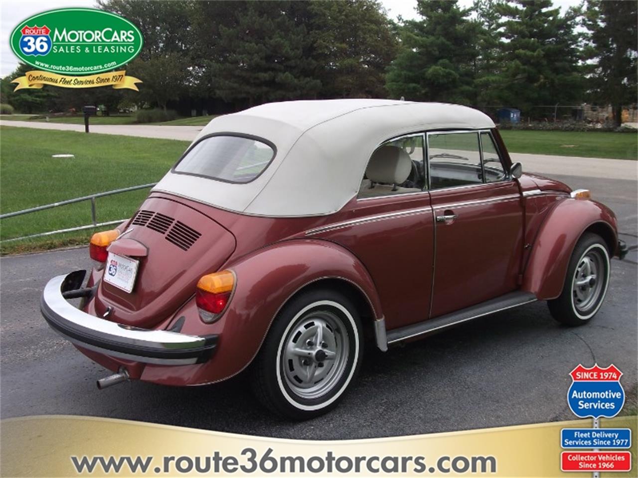 1978 Volkswagen Beetle (CC-1180723) for sale in Dublin, Ohio
