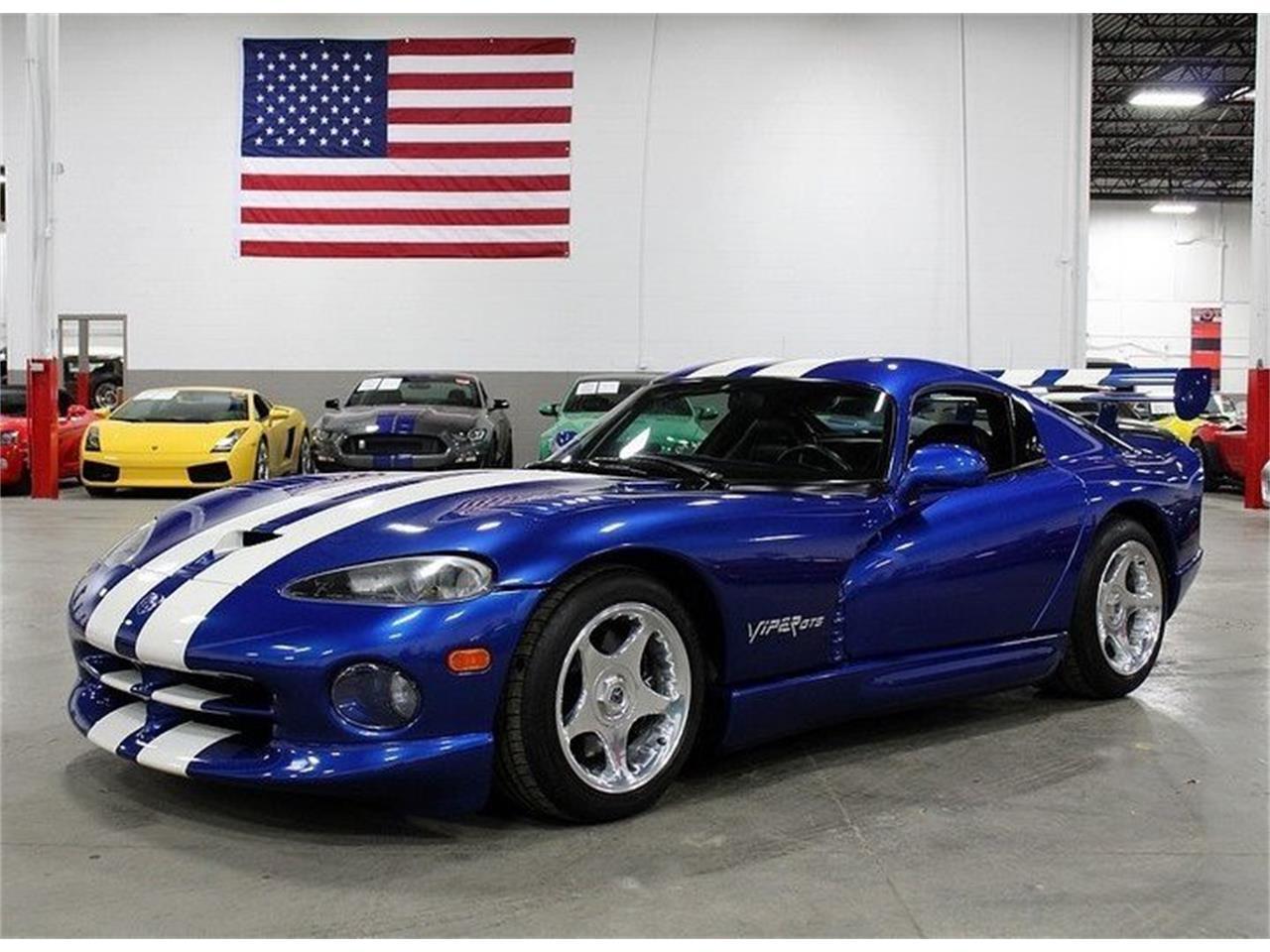 1997 Dodge Viper For Sale Classiccars Com Cc 1187243