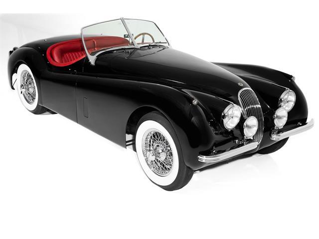 1953 Jaguar XK120 (CC-1187292) for sale in Des Moines, Iowa