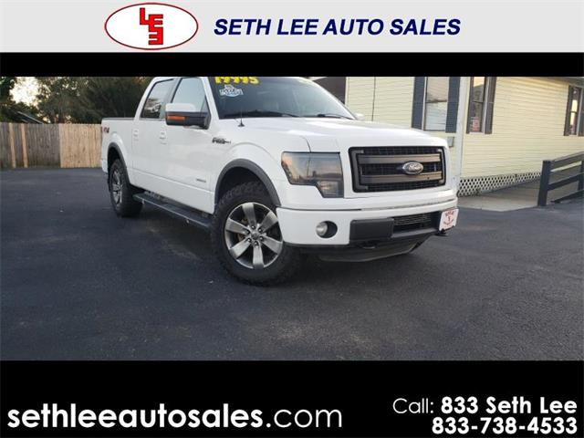 2013 Ford F150 (CC-1187325) for sale in Tavares, Florida