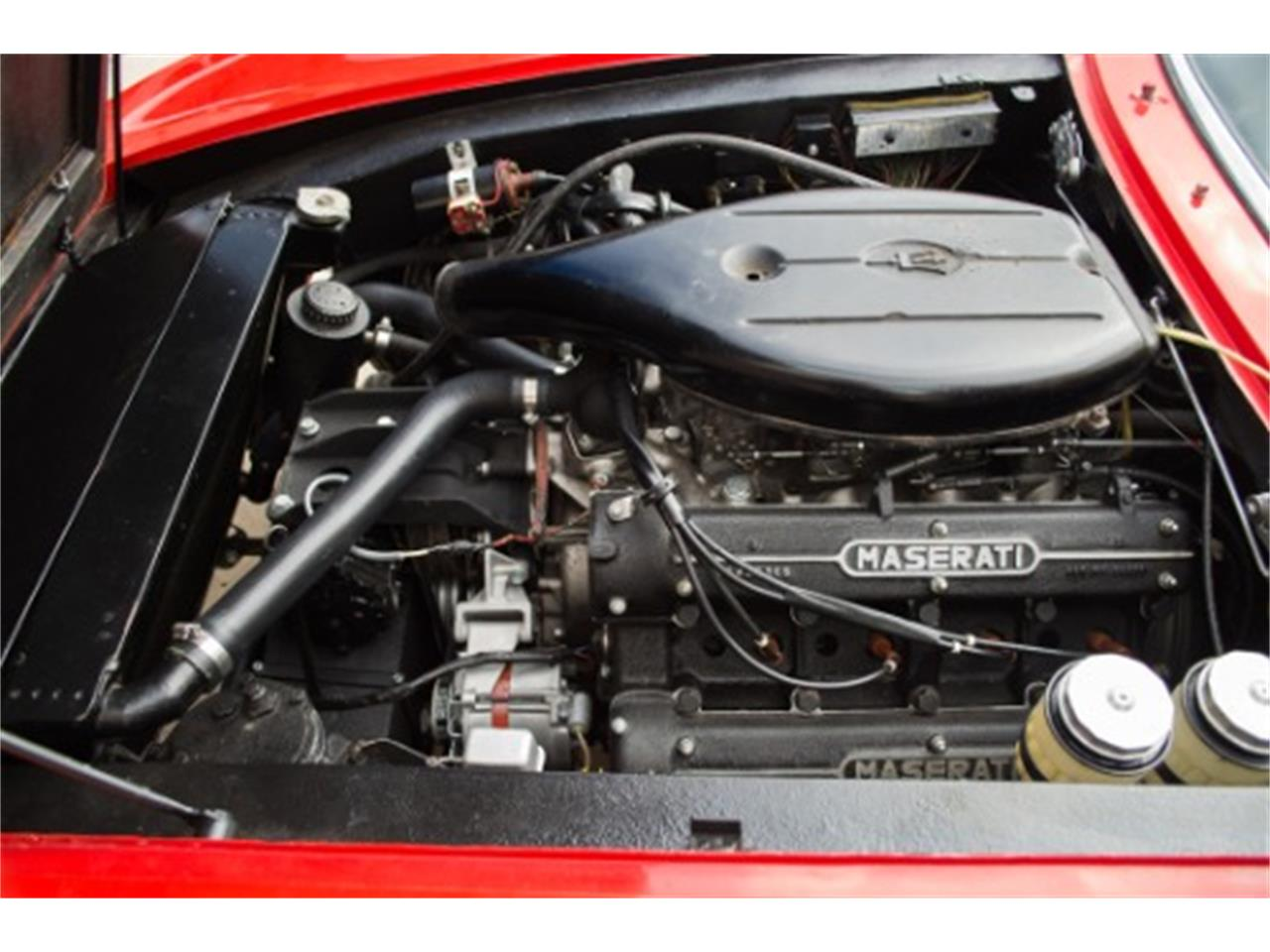 1967 Maserati Ghibli (CC-1187332) for sale in Astoria, New York