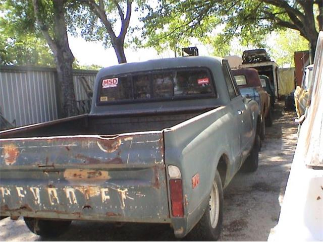 1968 Chevrolet Pickup (CC-1187357) for sale in Cadillac, Michigan