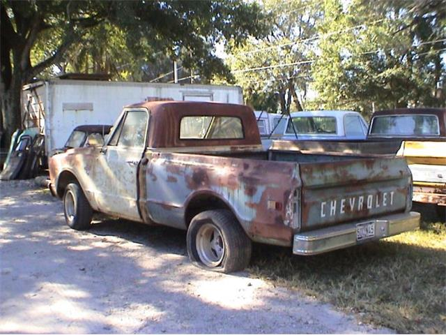1967 Chevrolet Pickup (CC-1187360) for sale in Cadillac, Michigan