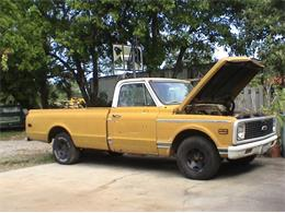 1971 Chevrolet Pickup (CC-1187367) for sale in Cadillac, Michigan
