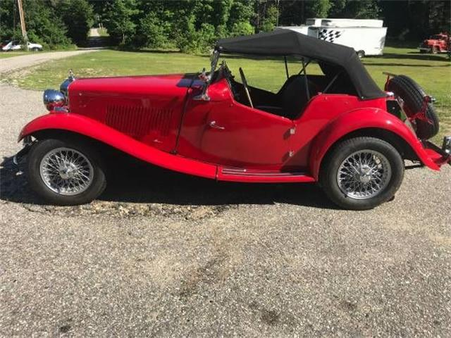 1953 MG TD (CC-1187380) for sale in Cadillac, Michigan