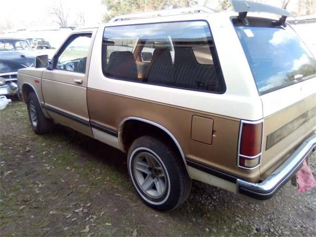1988 Chevrolet Tahoe (CC-1187387) for sale in Cadillac, Michigan
