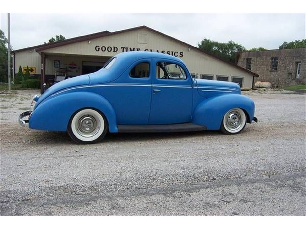 1939 Ford Deluxe (CC-1187389) for sale in Cadillac, Michigan