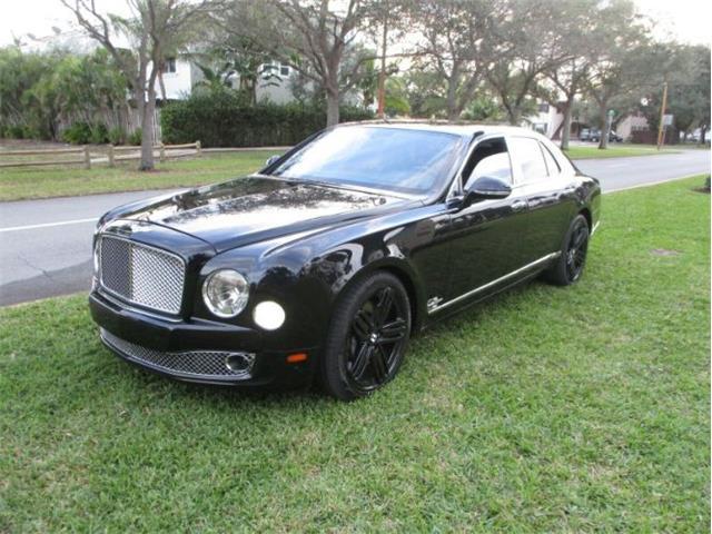 2011 Bentley Mulsanne S
