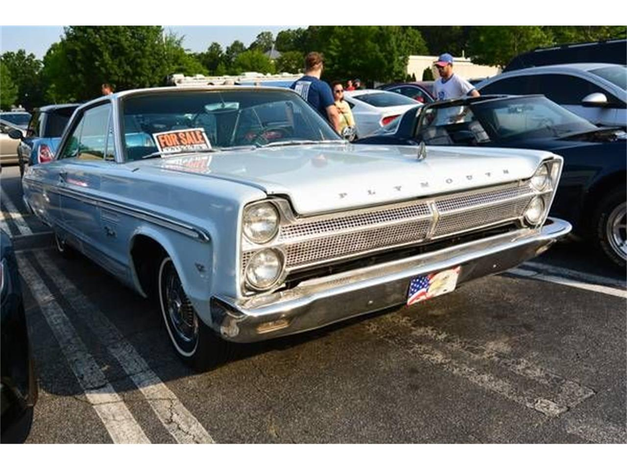 1965 Plymouth Fury III (CC-1187399) for sale in Cadillac, Michigan