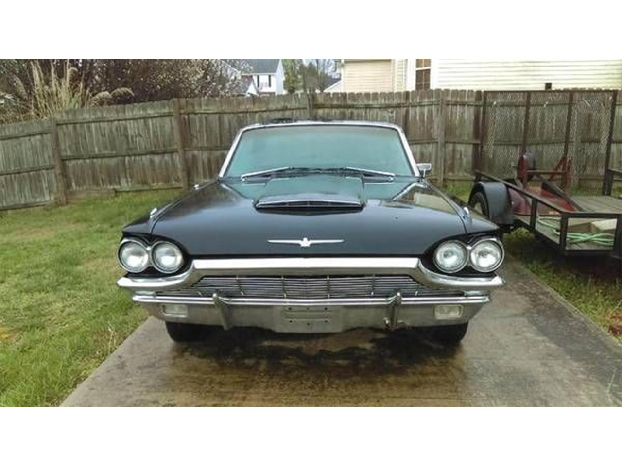 1965 Ford Thunderbird (CC-1187402) for sale in Cadillac, Michigan