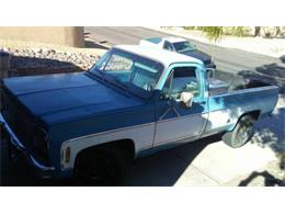 1974 Chevrolet C20 (CC-1187426) for sale in Cadillac, Michigan