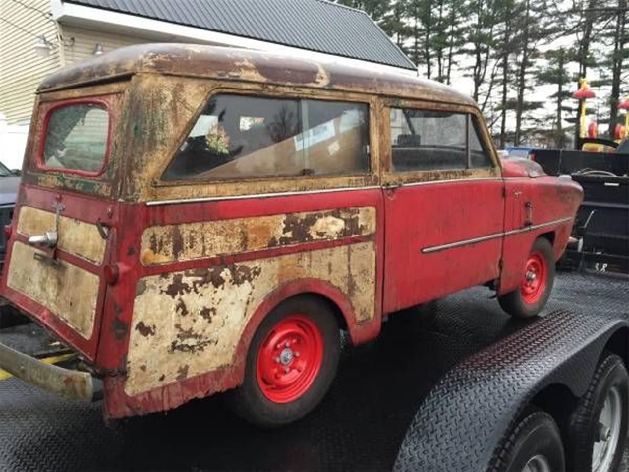 1950 Crosley Covered Wagon (CC-1187443) for sale in Cadillac, Michigan