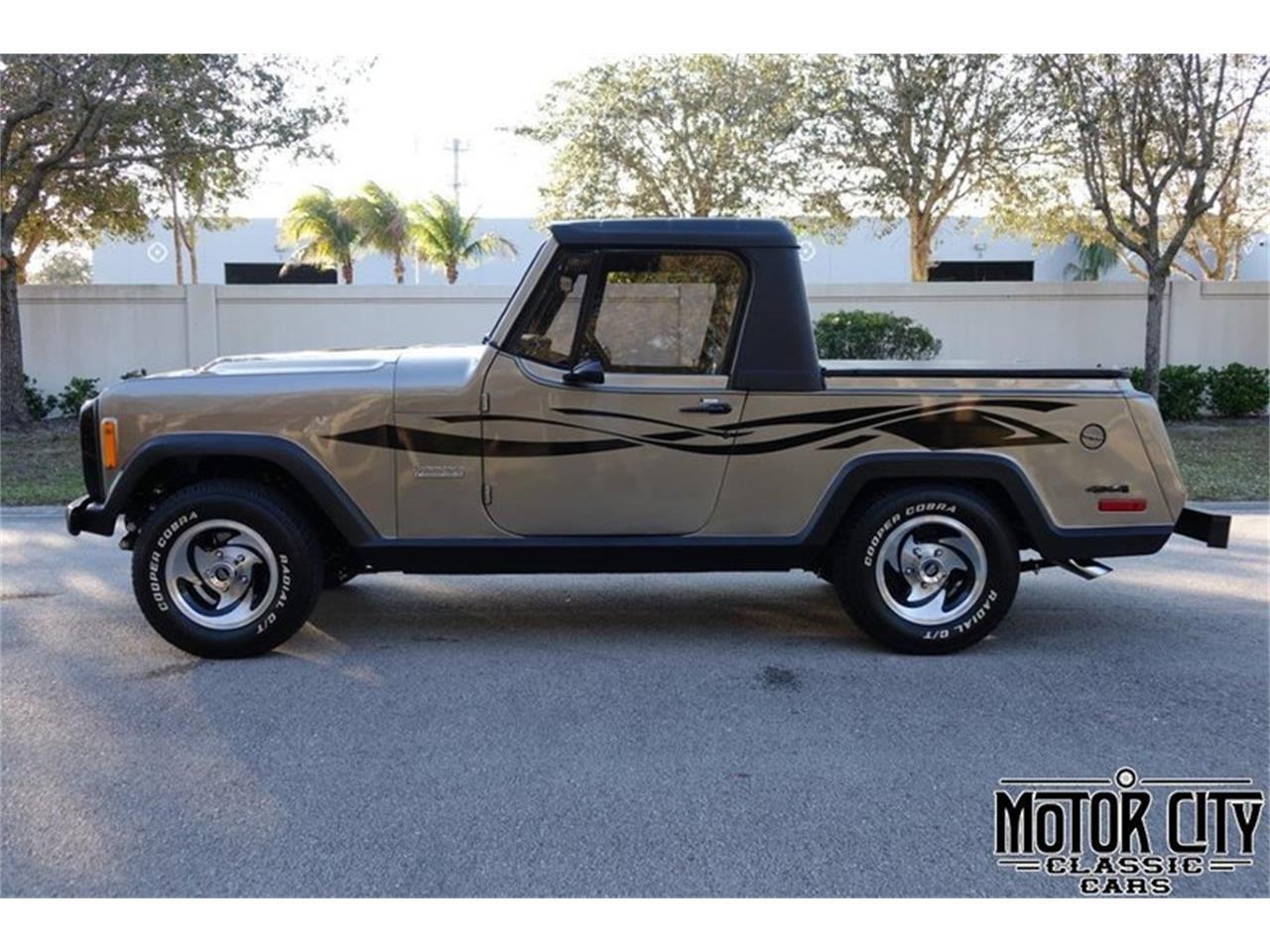 1973 Jeep Commando (CC-1180747) for sale in Vero Beach, Florida