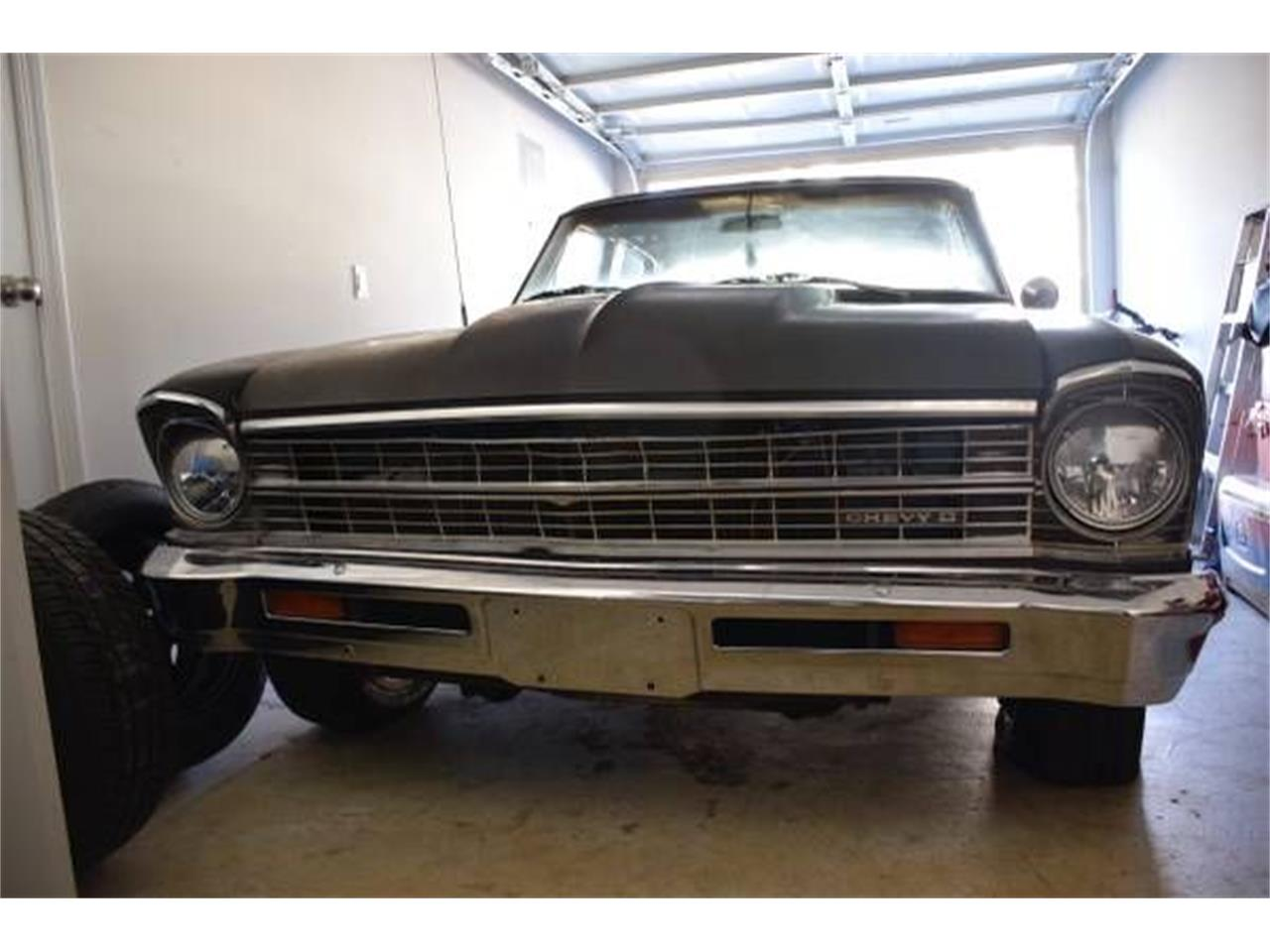 1967 Chevrolet Chevy II (CC-1187478) for sale in Cadillac, Michigan