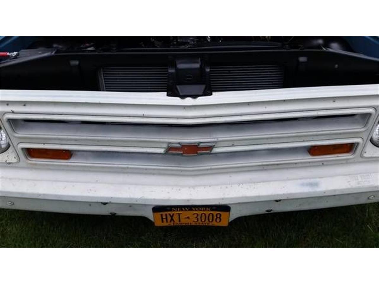 1968 Chevrolet C10 (CC-1187483) for sale in Cadillac, Michigan