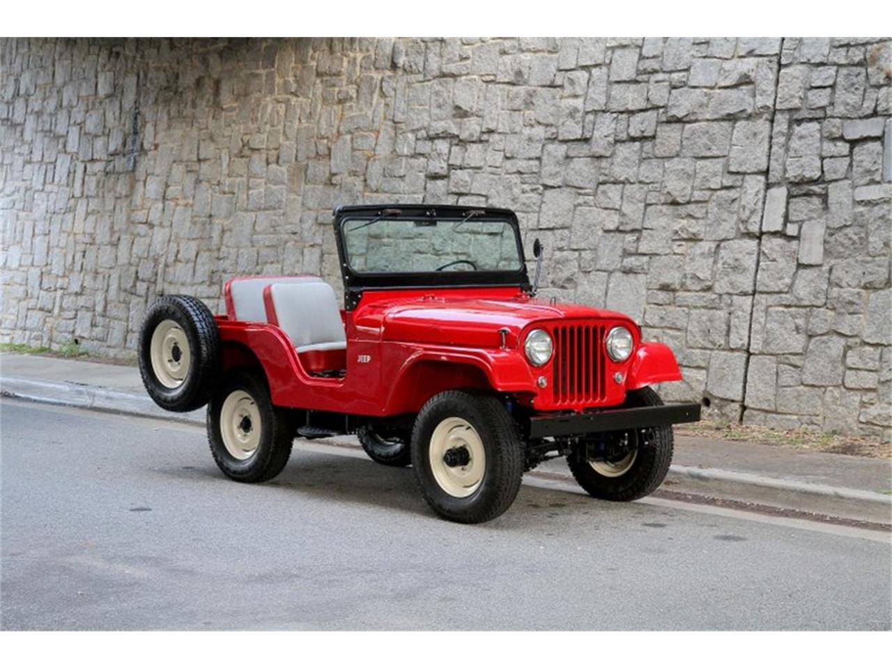 1959 Willys Jeep For Sale Classiccars Com Cc 1187484