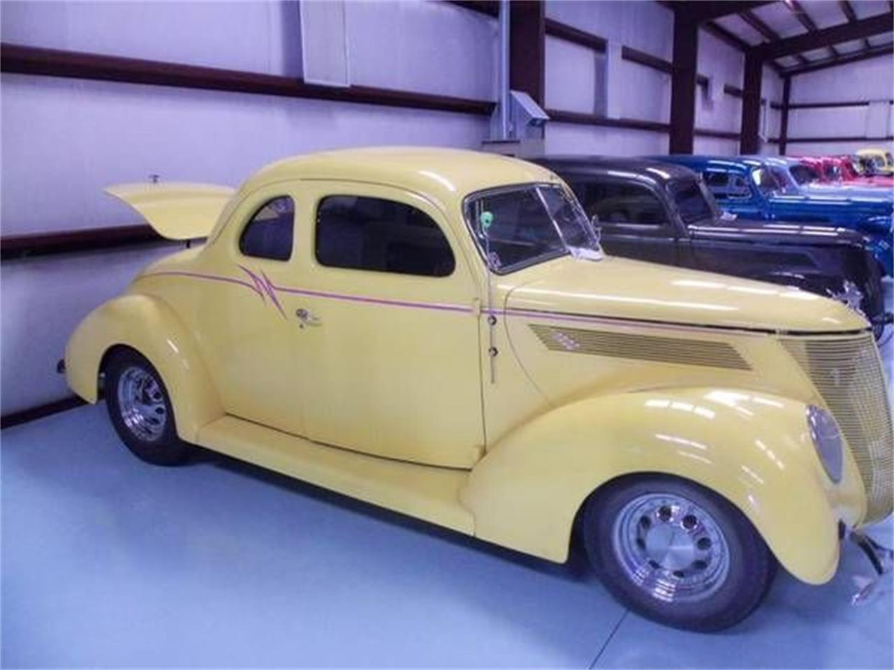 1937 Ford Business Coupe (CC-1187488) for sale in Cadillac, Michigan
