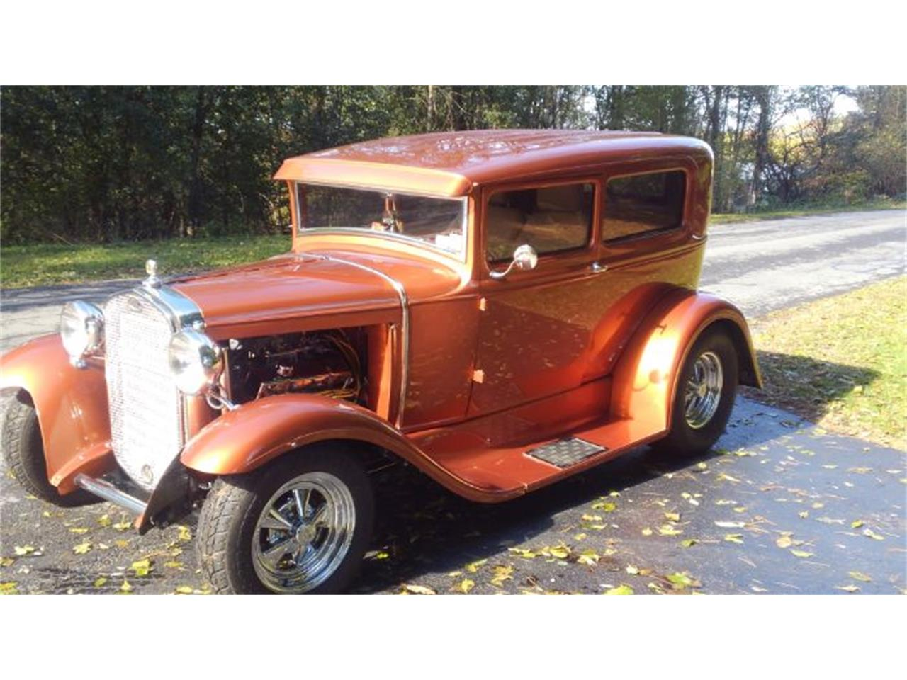 1931 Ford Tudor (CC-1187489) for sale in Cadillac, Michigan