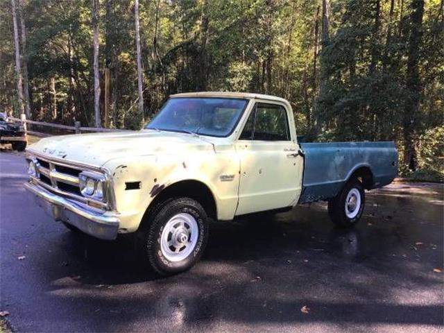 1968 GMC K20 (CC-1187496) for sale in Cadillac, Michigan