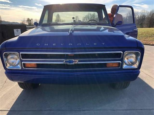 1968 Chevrolet C10 (CC-1187500) for sale in Cadillac, Michigan