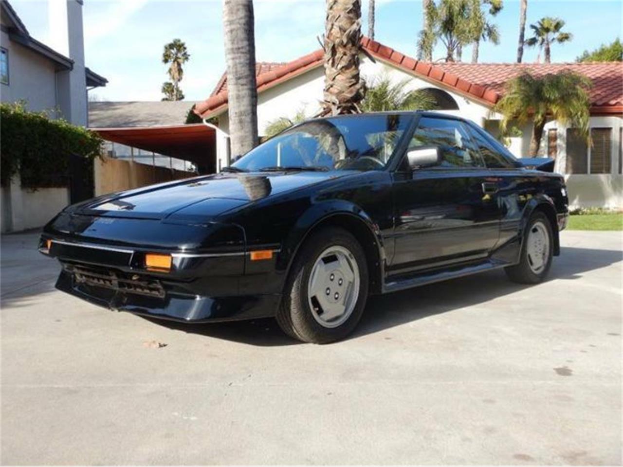 1987 Toyota MR2 (CC-1187515) for sale in Cadillac, Michigan
