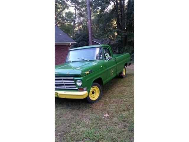 1968 Ford F100 (CC-1187518) for sale in Cadillac, Michigan