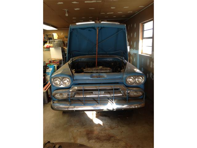 1959 GMC 1/2 Ton Pickup (CC-1187646) for sale in Tulsa, Oklahoma