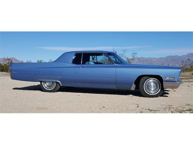 1968 Cadillac Coupe DeVille (CC-1187678) for sale in Williams, Arizona