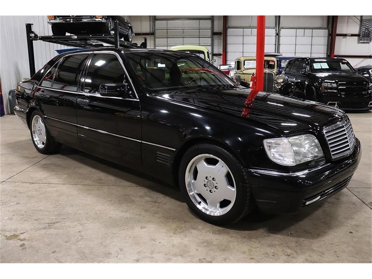 1999 Mercedes-Benz S600 for Sale   ClassicCars.com   CC ...