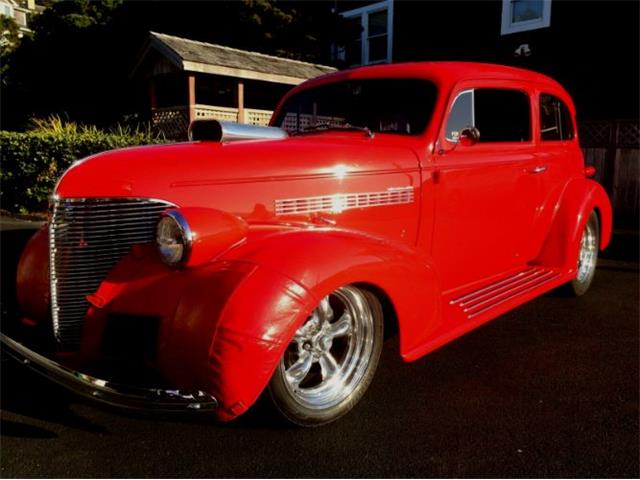 1939 Chevrolet Master (CC-1187786) for sale in Cadillac, Michigan