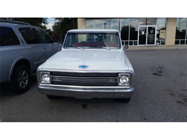 1969 Chevrolet C10 (CC-1187812) for sale in Cadillac, Michigan