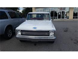 1969 Chevrolet C10 (CC-1187812) for sale in Cadillac, Michigan