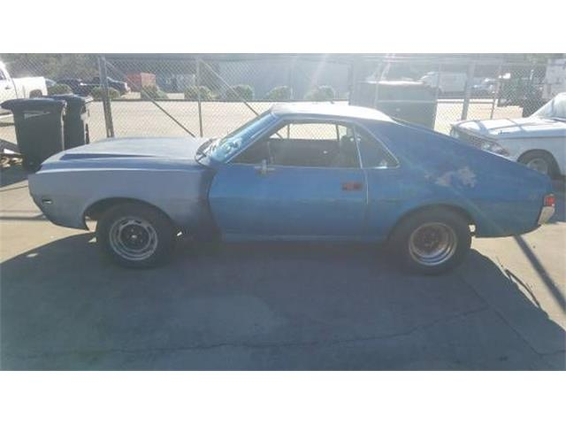 1969 AMC AMX (CC-1187813) for sale in Cadillac, Michigan